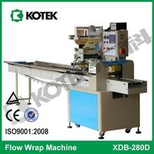 Horizontal flow Candy Bar Packing Machine