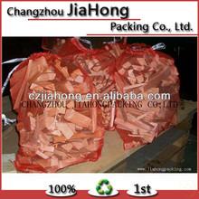 wholesale firewood mesh bag