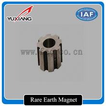 Permanent/rare-earth magnet Maximum working temperature