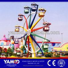 Portable Medium Ferris Wheel/Ferris Wheel Rides/24 Seats Big Wheel children games