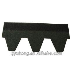 Bitumen roofing shingles
