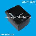 Ocpp- 806- url--- 3 polegadas conta máquina deimpressão para o supermercado com usb, serial, lan juntos e cortador automático
