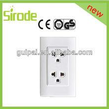 American POP Style wall electric socket
