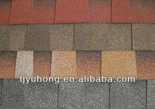 Color Granules double layer asphalt Shingles
