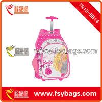 Hot sale kids school wheel bag - trolley backpack