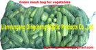 leno mesh bag for packing cucumber