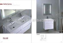 luxury soft close runner bathroom furniture