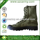 Army Training Use Durable Fabric & Rubber Sole Boots