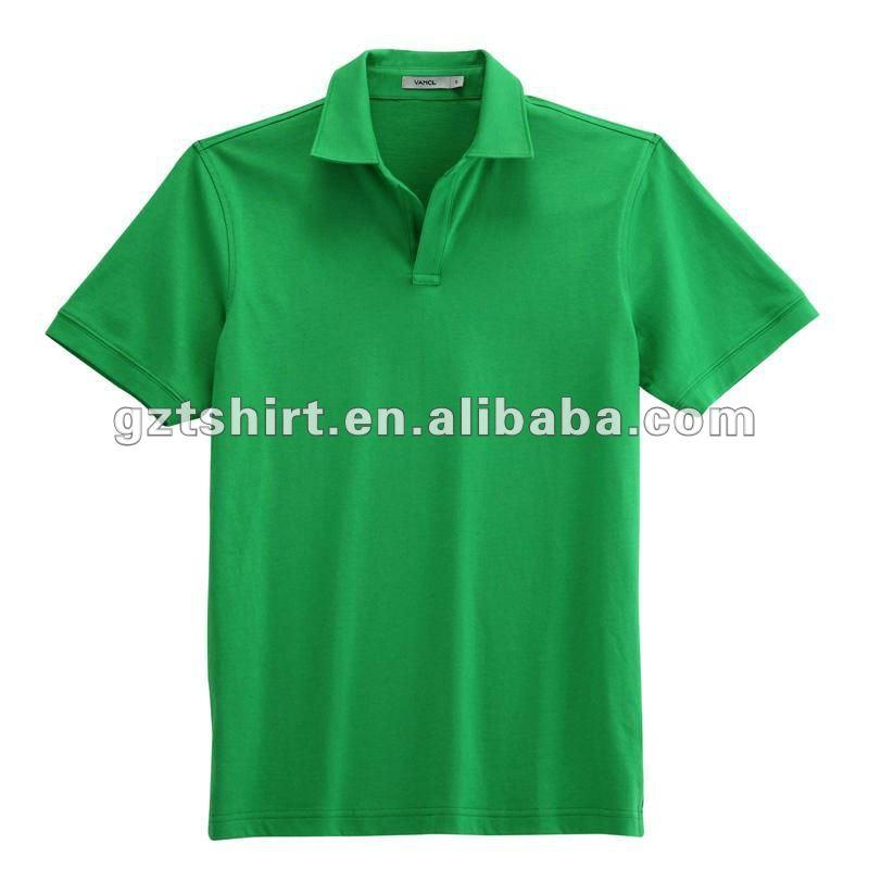 Cheap print / embroidery polo t shirt