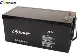 Solar Accumulator Deep Cycle GEL Solar Battery 12V200Ah 15-20years life