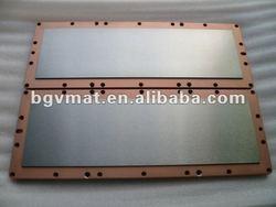 Titanium Nickel alloy target