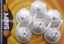 plastic suction cups