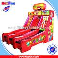 Fantasma de cricket máquina de bolos/bingo electrónico de la máquina/máquina de la diversión para la venta