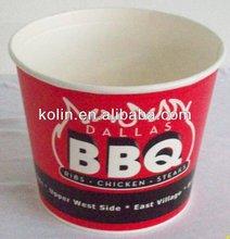 85oz fried chicken bucket