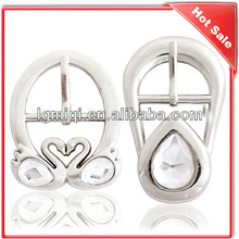 2014 New ABS Plastic Jewelry Shoe Buckles for Shoe accessories