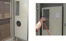 solar galvanized air conditioning duct