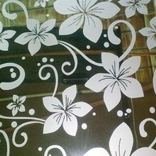 Decorative Corroded series s etching finished tainless steel