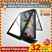 outdoor led advertising light box light frame