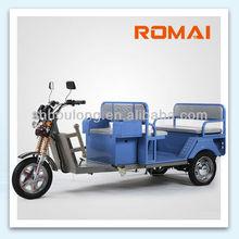 48V650W three wheeler battery auto rickshaw