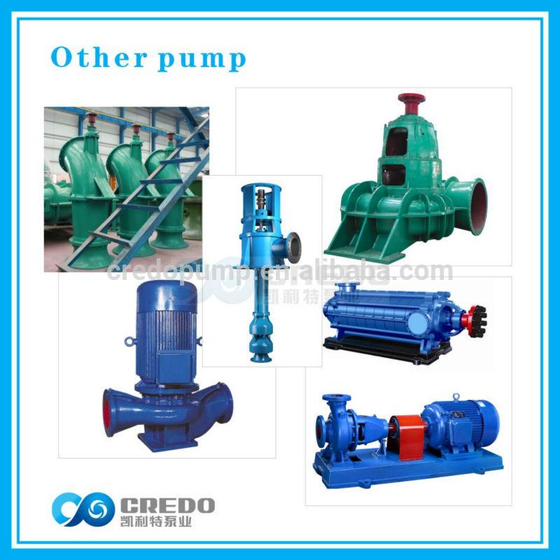 sewage electric centrifugal submersible pump