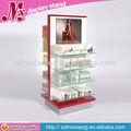 ( mx-ca031) 2014 nuevo diseño de madera de soporte de exhibición/de metal estante de exhibición/de exhibición de acrílico