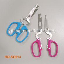 10 in 1 multi function scissors Kitchen scissors