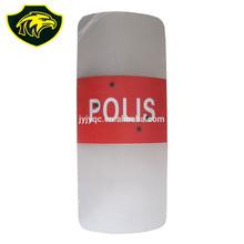 5 mm espesor de alta resistencia polycarnonate anti escudo