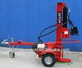 vendita calda standard europeo motore a benzina legno spaccalegna 26 ton ce approvato