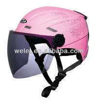 summer helmet bulletproof helmet/ blue motorcycle helmet