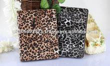 Fashion Leopard Style Cover for Ipad 3 Gen wake/sleep
