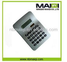 Cheap A5 Large Size Dual Power Desktop Solar Calculator