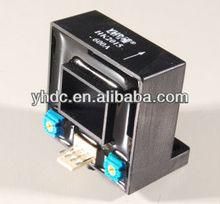 DC hall current sensor , hall current transformer 200A