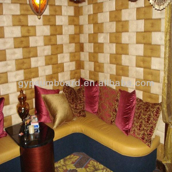 Revestimientos de paredes de cuarto de ba o art stica de - Revestimientos de fibra de vidrio para paredes ...