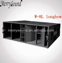 W8L Longbow,Speaker box line array system,Empty speaker cabinet