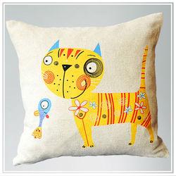 Customize fashionable digital printing cushion cover