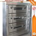 Eléctrico de la cubierta del horno/horno de pan de la máquina