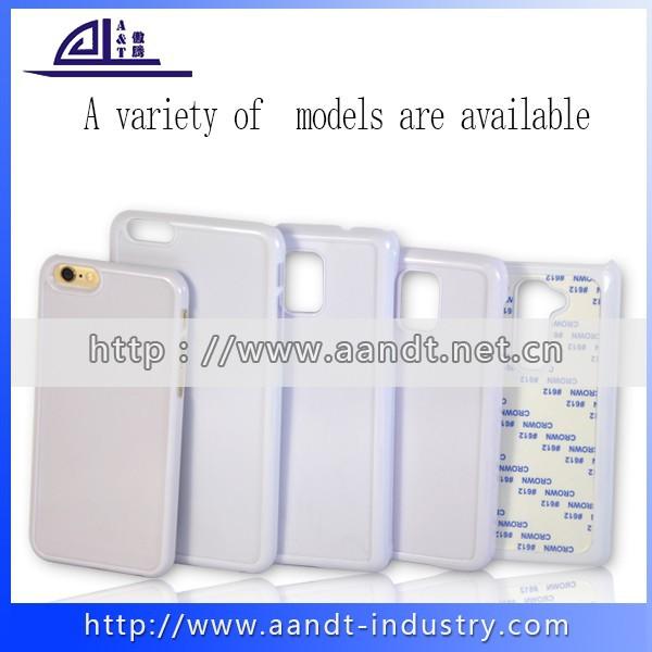 2015 di alta qualità sublimazione spazi per iPhone 5 caso