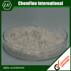 alpha cyclodextrin (food grade & pharmaceutical grade) (CAS:10016-20-3)