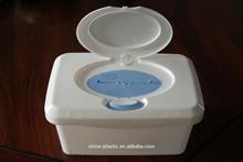 80pcs Double-color wet wipes box