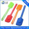 Kitchenware silicone spatula set / food grade silicone spatula