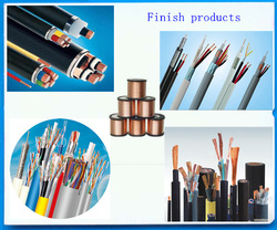 China wire and cable cable making equipment
