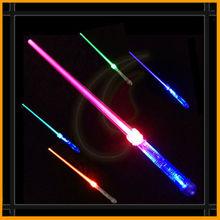 5 led 9 patterns light up plastic sword toy&led sword