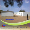 High quality low cost prefab container house for labour camp accommodation