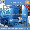Industrielle cyclone collecteur de poussière, Sac filtre