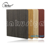 H&H for wood pattern smart cover case for ipad mini 2 case with top quality printing