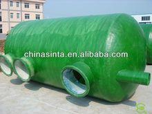 FRP Septic Tank For Sewage Treatment (fiber reinforeced plastic tank)