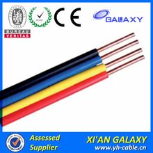 BVR Copper Core PVC Fire Retardant Cable NH-BV H07Z-U electrical cable wire