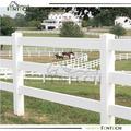 2014 PVC Zäune für Pferdeanlagen, für den australischen Markt (Hochqualitativer UV-Standard)