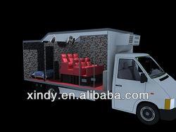 Algeria mobile 5d cinema 5d theater 5d kino for sale