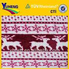 Deer Print Flannel Fleece Fabric/Deer Print Flannel Fabric
